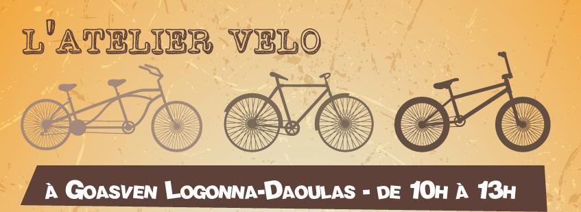 24 Juin : Atelier vélo à Goasven