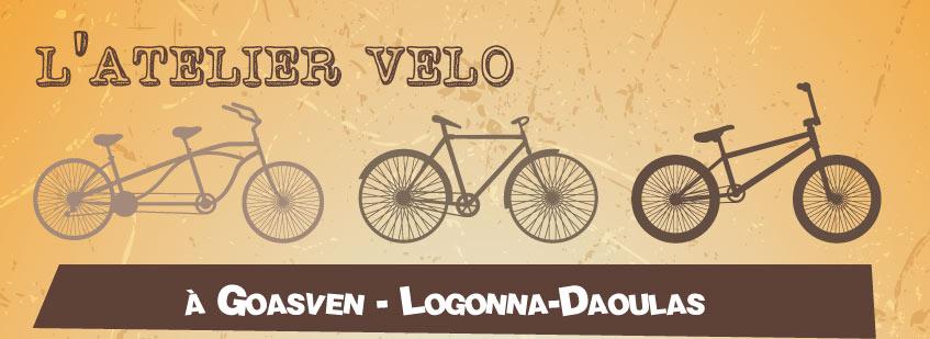 16/17 février – Ateliers vélos à Goasven Logonna-Daoulas, sous le hangar